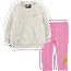 Nike Sparkle Sherpa Legging Set - Girls' Infant