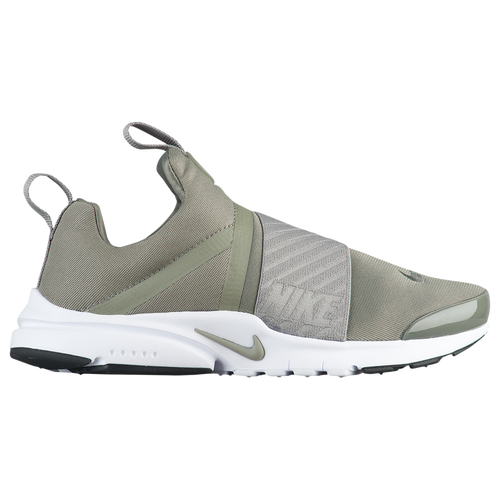 New Boys Nike Presto Extreme - Grade School - Dark Stucco/Dark Stucco/White/Black