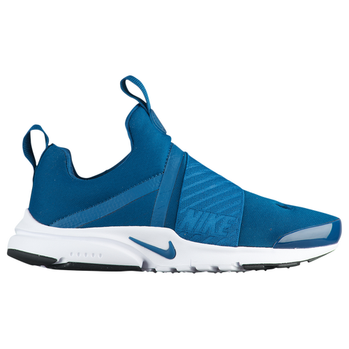 New Boys Nike Presto Extreme - Grade School - Blue Force/Blue Force/White/Black