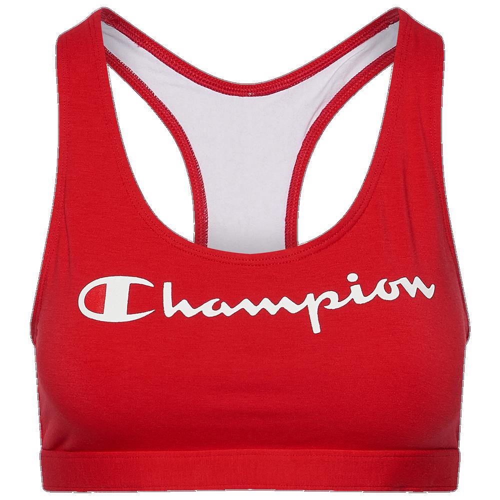 Champion Reissue Bra - Womens / Red