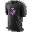 Nike NBA Hardwood Classic Vintage T-Shirt  - Men's