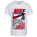 Jordan Bred Box T-Shirt - Boys' Preschool