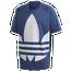 adidas Big Trefoil T-Shirt  - Men's