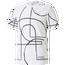 PUMA Court AOP T-Shirt  - Men's