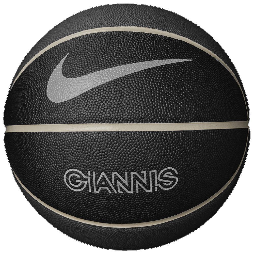 Nike Giannis All Court Ball - Mens / Giannis Antetokounmpo | Black/Iron Grey