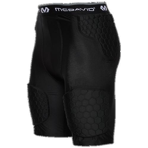 McDavid Hex Thudd Shorts - Men's - Black, Size L