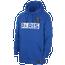 Jordan PSG Fleece Wordmark Hoodie  - Men's