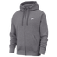 Nike NSW Club Fleece Full-Zip Hoodie  - Men's