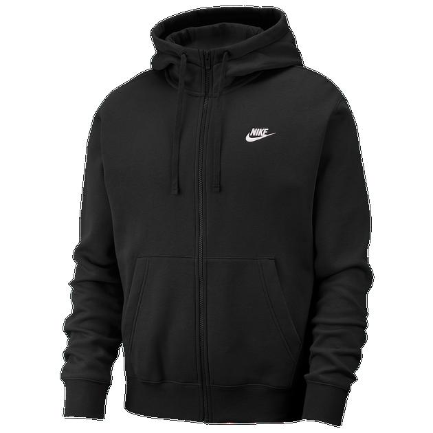 Nike Nsw Club Fleece Full Zip Hoodie by Foot Locker