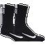 Nike Multiplier 2PK Crew Run Socks - Adult