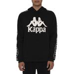 Kappa Hurado Taped Pullover Hoodie  - Men's