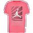 Jordan AJ12 Vert T-Shirt - Girls' Toddler
