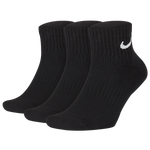 Nike 3 Pack Dri-FIT Cotton Quarter Socks - Men's