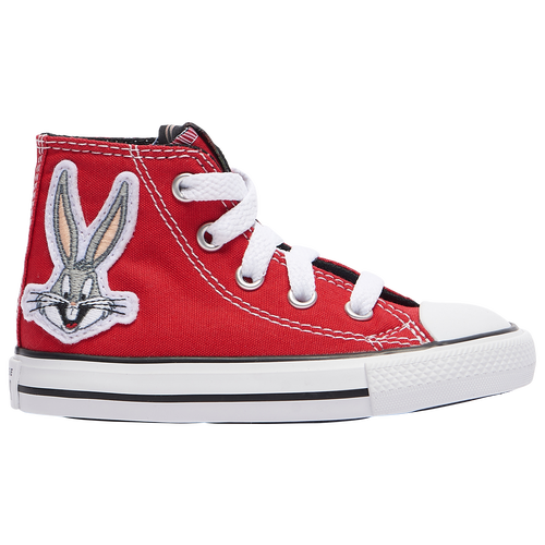 CONVERSE BOYS CONVERSE X BUGS BUNNY CHUCK TAYLOR ALL STAR HIGH TOP