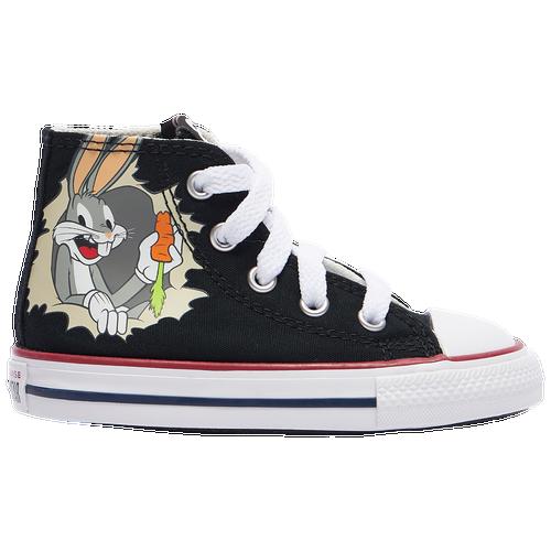 Converse Boots BOYS CONVERSE X BUGS BUNNY CHUCK TAYLOR ALL STAR HIGH TOP
