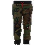 Jordan Jumpman Classics II Camo Fleece Pants - Boys' Preschool