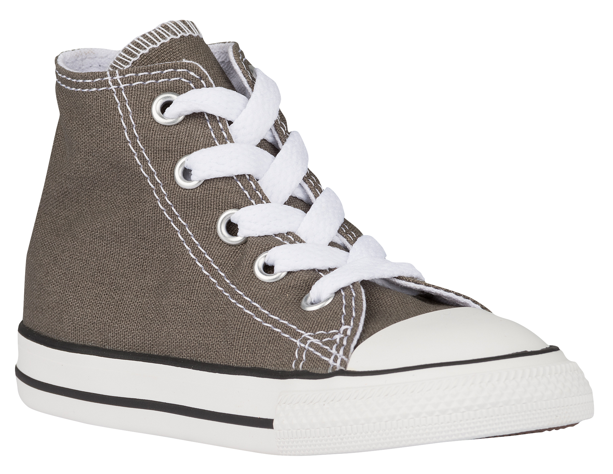 Kids Converse All Star Hi - Boys Toddler - Charcoal
