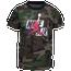 Jordan Jumpman Classics Camo T-Shirt - Boys' Preschool