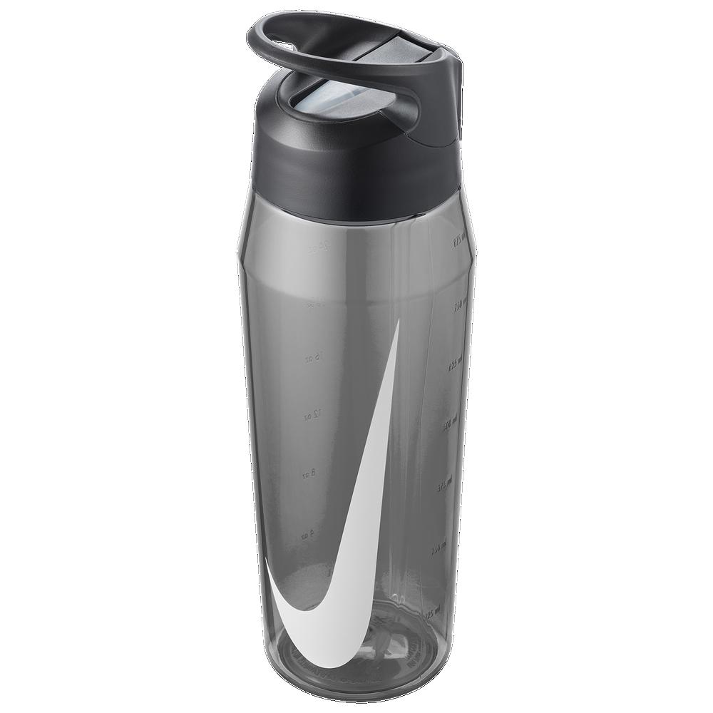 Nike TR Hypercharge Straw Bottle 32 OZ / Anthracite/White