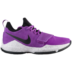 new product 7f6c1 6d89b Paul George Nike PG 1 - Mens - Bright VioletBlackWhiteTotal