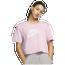 Nike Crop T-Shirt  - Women's