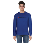 Champion Classic Cotton L/S T-Shirt - Men's