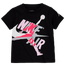 Jordan Jumpman Oversized Classic T-Shirt - Girls' Toddler