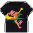 Jordan Jumpman Oversized Classic T-Shirt - Girls' Toddler