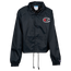 Champion Cropped Coaches Jacket  - Women's