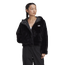 adidas Originals Faux Fur Jacket  - Women's