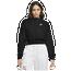 Nike Mock-Neck Fleece Top  - Women's