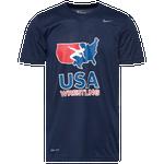 Nike USA Wrestling Team Legend Training T-Shirt - Men's