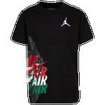 Jordan AJ1 Vertical Wings T-Shirt - Boys' Grade School