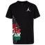 Jordan AJ1 Vertical Wings T-Shirt - Boys' Grade School