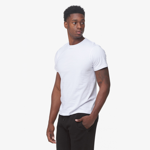 The Champs Sports Gear Basic T-Shirt offers clean, classic style. Tagless neckline for added comfort. Made of 100% cotton. Imported.