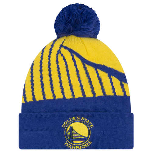 buy online a943e e616e Golden State Warriors New Era NBA Logo Whiz Knit - Mens - Multi (Fan Gear