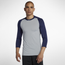 Nike Pro Cool 3/4 Baseball Top - Men's
