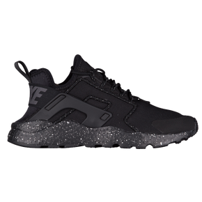 womens nike huarache all black