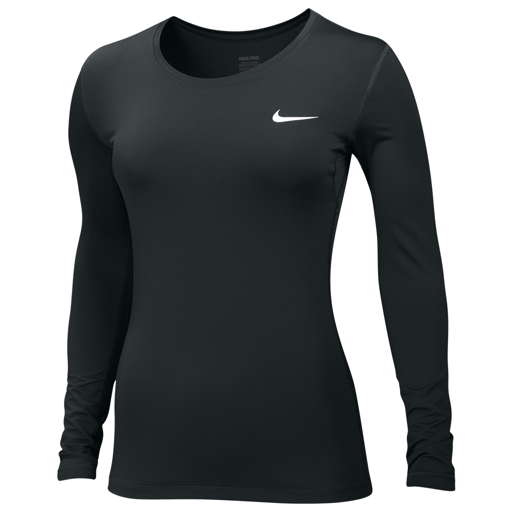 Nike Team Pro Cool L/S Top by Eastbay