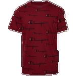 Champion AOP Script Logo T-Shirt - Boys' Grade School