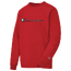 Champion Heritage Script Embroidery L/S T-Shirt - Men's