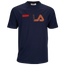 Fila Hawk Embroidery T-Shirt - Men's