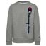 Champion Premium Weave Flock Crew - Boys' Grade School
