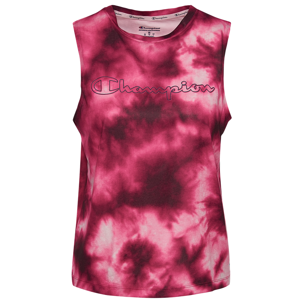 Champion Sport Crop Tank - Womens / Cloud Burst Hush Pink