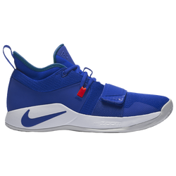 3e32caf3e33d Paul George Nike PG 2.5 - Mens - Racer Blue White Clear Emerald