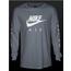 Nike Air Long Sleeve T-Shirt - Men's