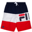 Fila Swim Shorts  - Boys' Grade School