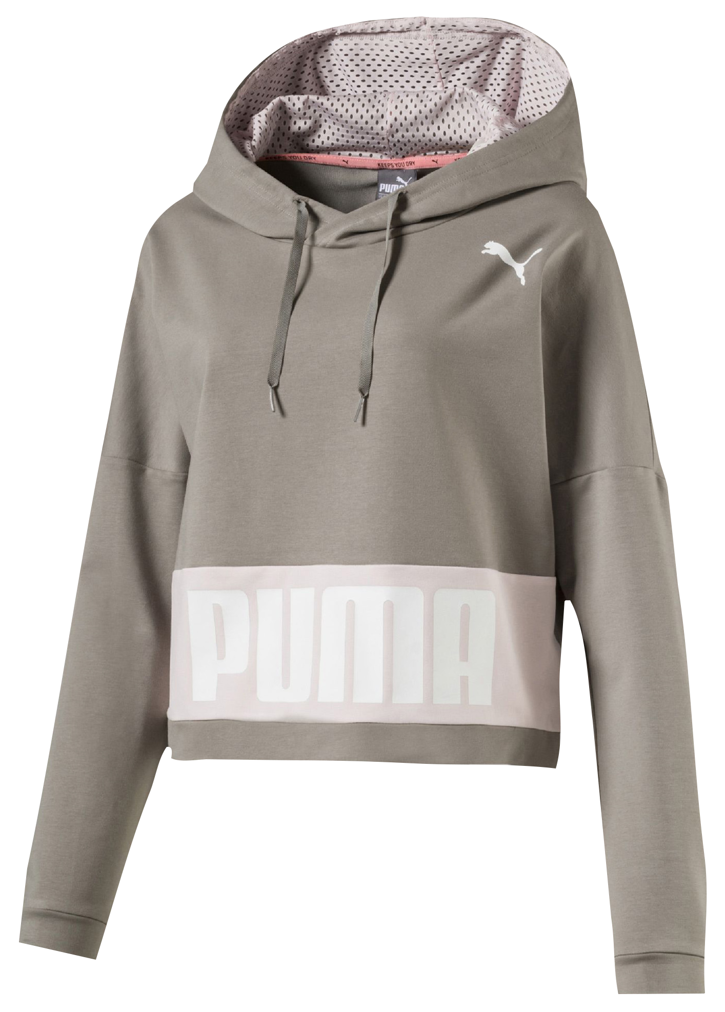 PUMA Urban Sports Cropped Hoodie - Women\u0027s
