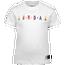 Jordan Rivals High Brand Read T-Shirt - Boys' Preschool