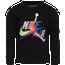Jordan Jumpman Graphic Long Sleeve T-Shirt - Boys' Preschool